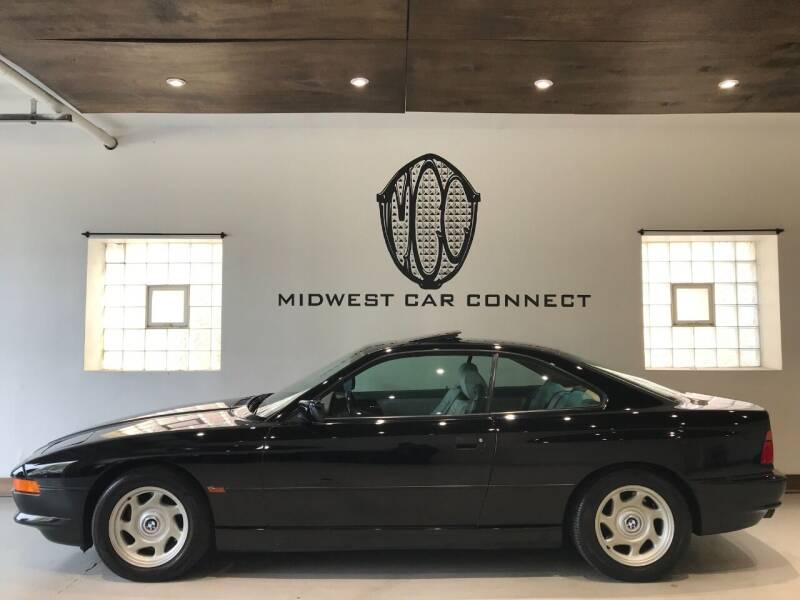 1996 BMW 8 Series for sale at Midwest Car Connect in Villa Park IL