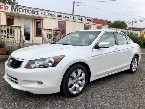 2010 Honda Accord for sale at Mayer Motors of Pennsburg in Pennsburg PA