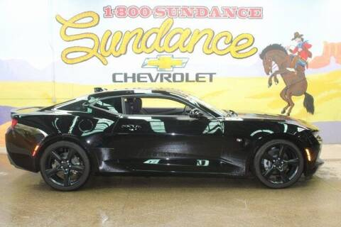 2018 Chevrolet Camaro for sale at Sundance Chevrolet in Grand Ledge MI