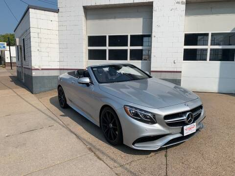 2017 Mercedes-Benz S-Class for sale at AUTOSPORT in La Crosse WI