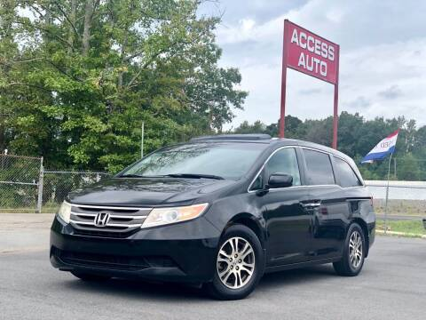 2011 Honda Odyssey for sale at Access Auto in Cabot AR