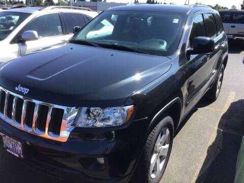 2012 Jeep Grand Cherokee for sale at Royal Moore Custom Finance in Hillsboro OR