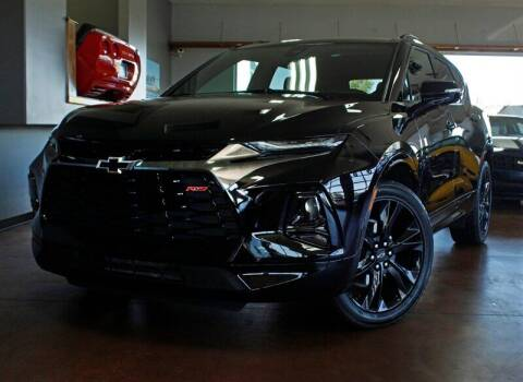 2021 Chevrolet Blazer for sale at Motion Auto Sport in North Canton OH
