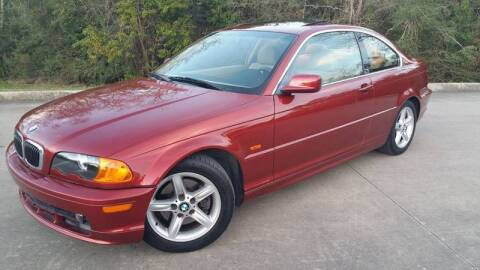 2001 BMW 3 Series for sale at Houston Auto Preowned in Houston TX