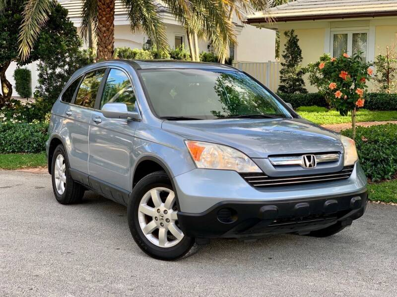 2009 Honda CR-V for sale at Citywide Auto Group LLC in Pompano Beach FL