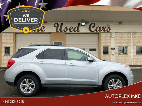 2015 Chevrolet Equinox for sale at Autoplex 2 in Milwaukee WI