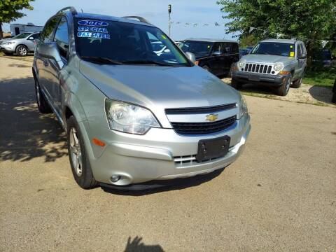 2014 Chevrolet Captiva Sport for sale at Car Connection in Yorkville IL