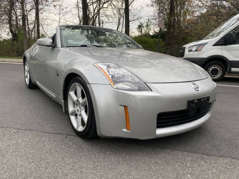 2005 Nissan 350Z for sale at PM Auto Group LLC in Chantilly VA