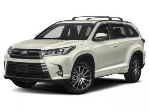 2019 Toyota Highlander for sale at TEJAS TOYOTA in Humble TX