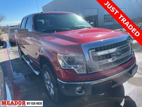 2014 Ford F-150 for sale at Meador Dodge Chrysler Jeep RAM in Fort Worth TX