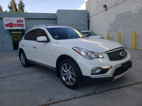 2017 Infiniti QX50 for sale at Joy Motors in Los Angeles CA