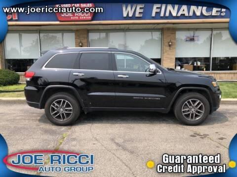 2018 Jeep Grand Cherokee for sale at JOE RICCI AUTOMOTIVE in Clinton Township MI