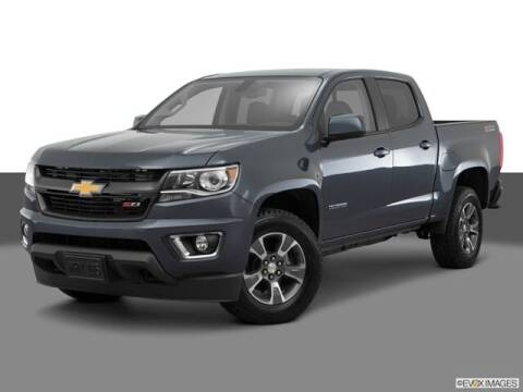 2017 Chevrolet Colorado for sale at PATRIOT CHRYSLER DODGE JEEP RAM in Oakland MD