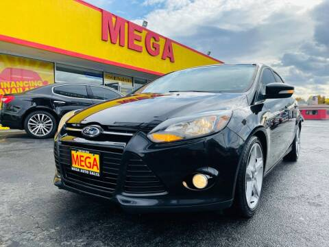 2014 Ford Focus for sale at Mega Auto Sales in Wenatchee WA