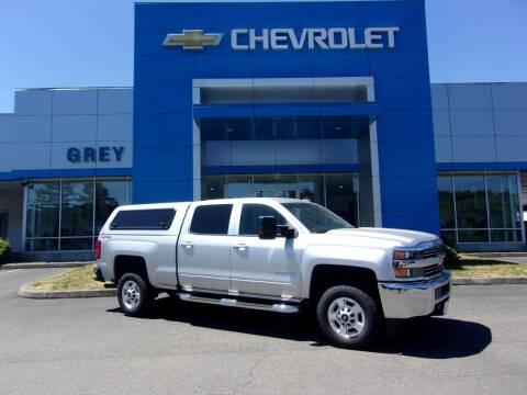 2018 Chevrolet Silverado 2500HD for sale at Grey Chevrolet, Inc. in Port Orchard WA