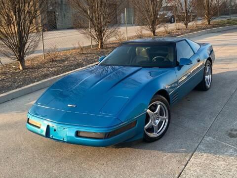 1993 Chevrolet Corvette for sale at Car Expo US, Inc in Philadelphia PA