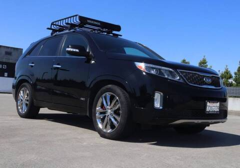 2014 Kia Sorento for sale at La Familia Auto Sales in San Jose CA