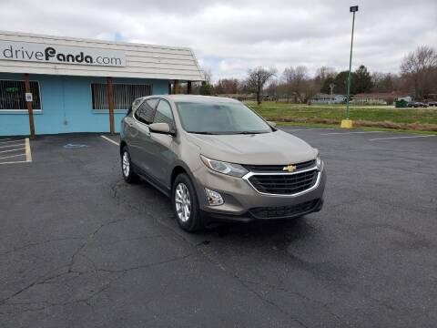 2019 Chevrolet Equinox for sale at DrivePanda.com in Dekalb IL