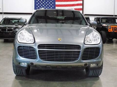 2006 Porsche Cayenne for sale at Texas Motor Sport in Houston TX