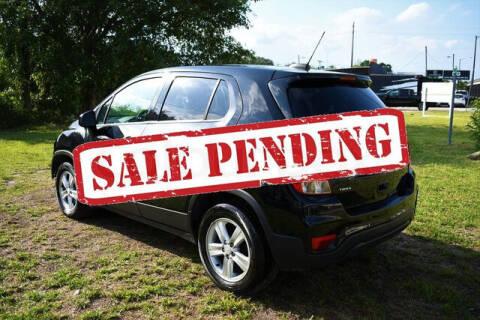 2019 Chevrolet Trax for sale at ELITE MOTOR CARS OF MIAMI in Miami FL