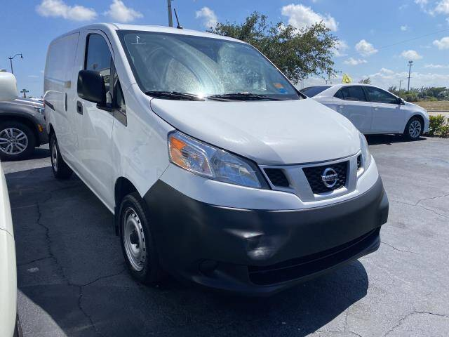 2017 Nissan NV200 for sale at Mike Auto Sales in West Palm Beach FL