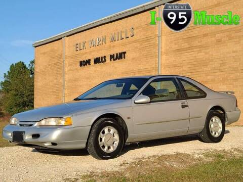 1995 Ford Thunderbird for sale at I-95 Muscle in Hope Mills NC