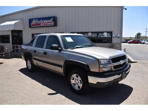 2003 Chevrolet Avalanche for sale at Chaparral Motors in Lubbock TX