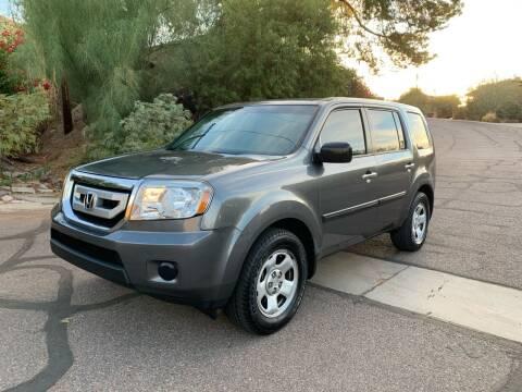 2011 Honda Pilot for sale at BUY RIGHT AUTO SALES in Phoenix AZ