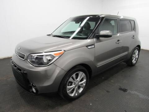 2016 Kia Soul for sale at Automotive Connection in Fairfield OH