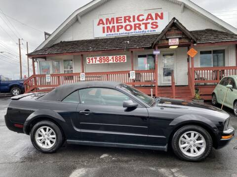 2008 Ford Mustang for sale at American Imports INC in Indianapolis IN