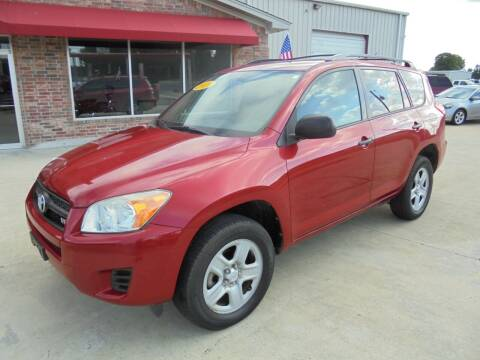2010 Toyota RAV4 for sale at US PAWN AND LOAN in Austin AR