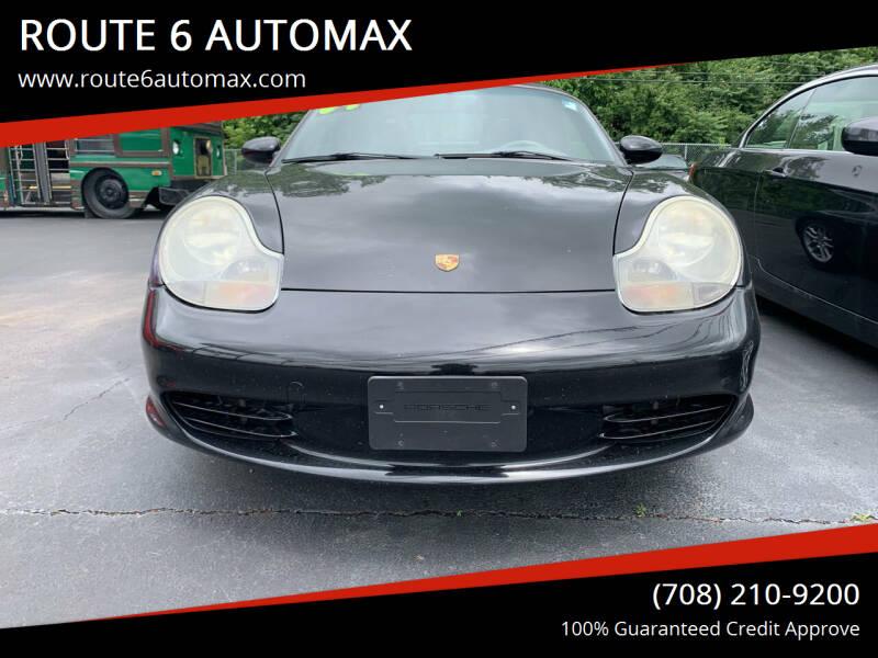 2004 Porsche Boxster for sale at ROUTE 6 AUTOMAX in Markham IL