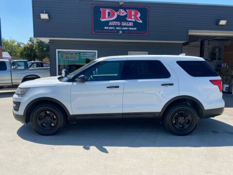 2016 Ford Explorer for sale at D & R Auto Sales in South Sioux City NE