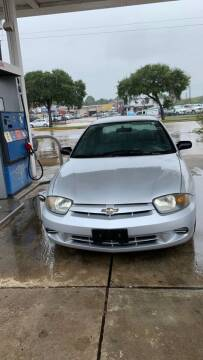 2004 Chevrolet Cavalier for sale at Eshaal Cars of Texas in Houston TX