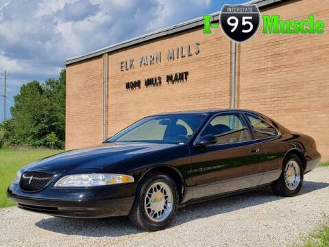 1998 Lincoln Mark VIII for sale at I-95 Muscle in Hope Mills NC