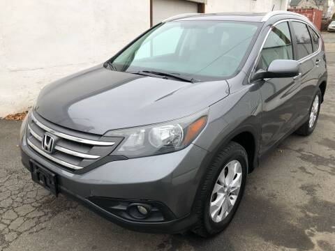 2013 Honda CR-V for sale at Pinnacle Automotive Group in Roselle NJ