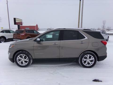 2019 Chevrolet Equinox for sale at Westpark Auto in Lagrange IN