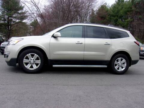 2013 Chevrolet Traverse for sale at Mark's Discount Truck & Auto Sales in Londonderry NH