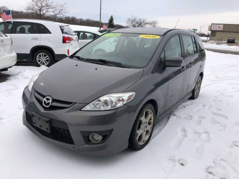 2010 Mazda MAZDA5 for sale at River Motors in Portage WI