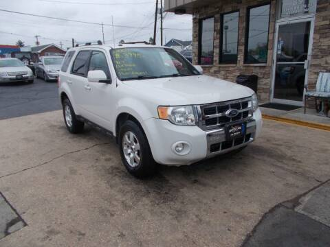 2009 Ford Escape for sale at Preferred Motor Cars of New Jersey in Keyport NJ