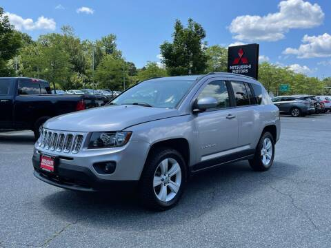 2016 Jeep Compass for sale at Midstate Auto Group in Auburn MA
