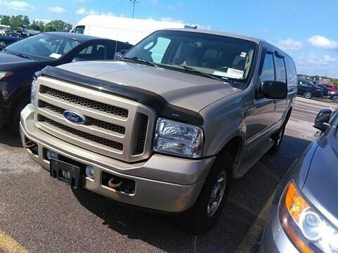 2005 Ford Excursion for sale at Cj king of car loans/JJ's Best Auto Sales in Troy MI