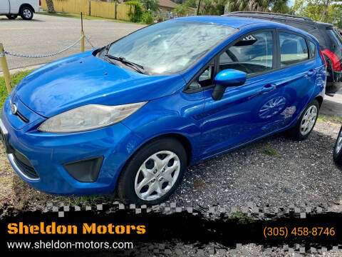 2011 Ford Fiesta for sale at Sheldon Motors in Tampa FL