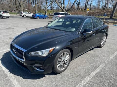 2020 Infiniti Q50 for sale at Kapos Auto, Inc. in Ridgewood, Queens NY