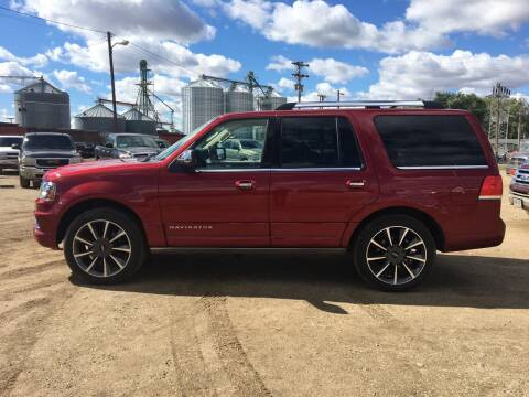 2016 Lincoln Navigator for sale at Philip Motor Inc in Philip SD