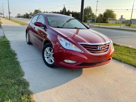 2013 Hyundai Sonata for sale at Wyss Auto in Oak Creek WI