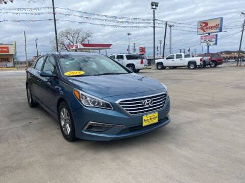 2015 Hyundai Sonata for sale at Russell Smith Auto in Fort Worth TX