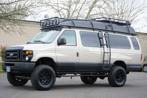 2009 Ford E-Series Cargo for sale at Beaverton Auto Wholesale LLC in Aloha OR