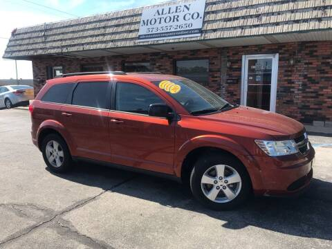 2013 Dodge Journey for sale at Allen Motor Company in Eldon MO