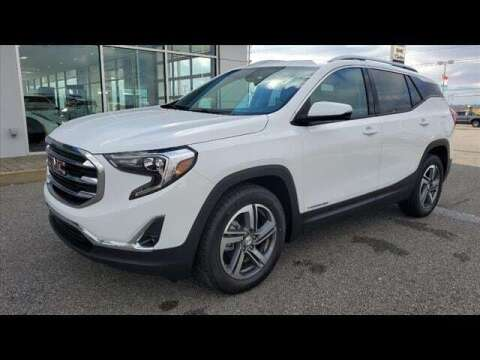 2021 GMC Terrain for sale at Herman Jenkins Used Cars in Union City TN